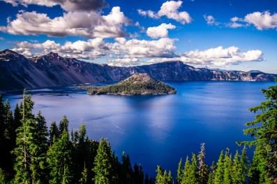 Kratersko jezero, Oregon, ZDA