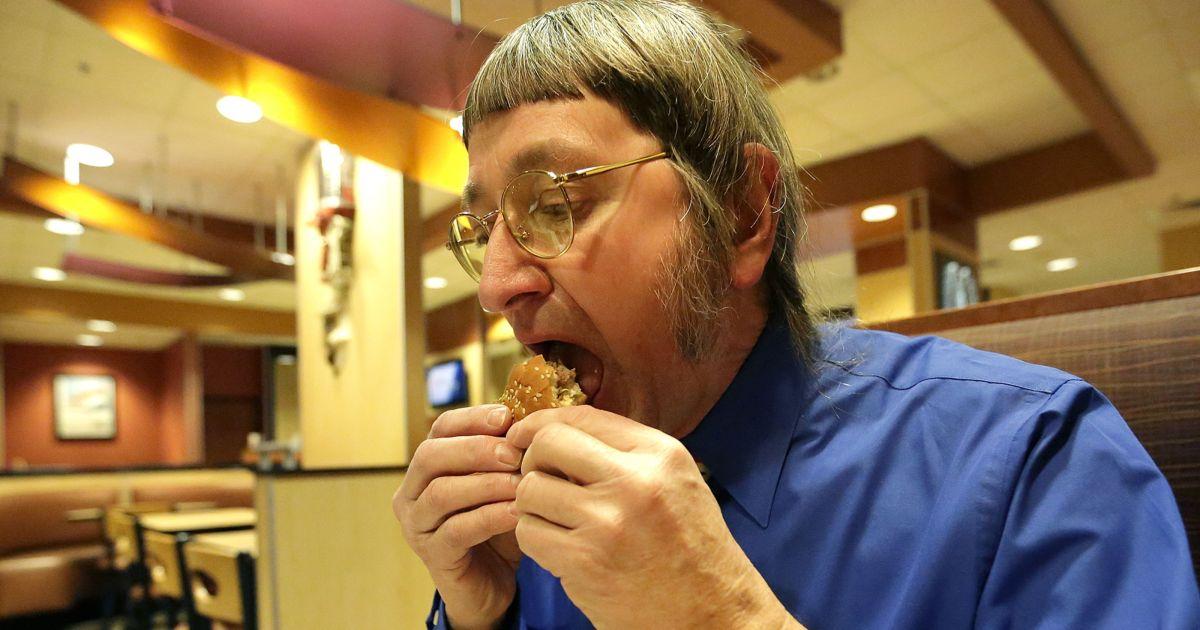 Don Gorske si ne more predstavljati dneva brez Big Maca.