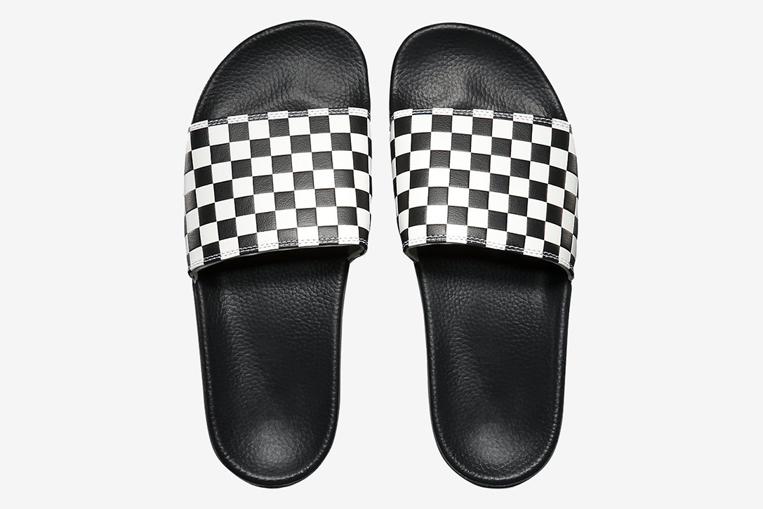 Vans Checkerboard Slides