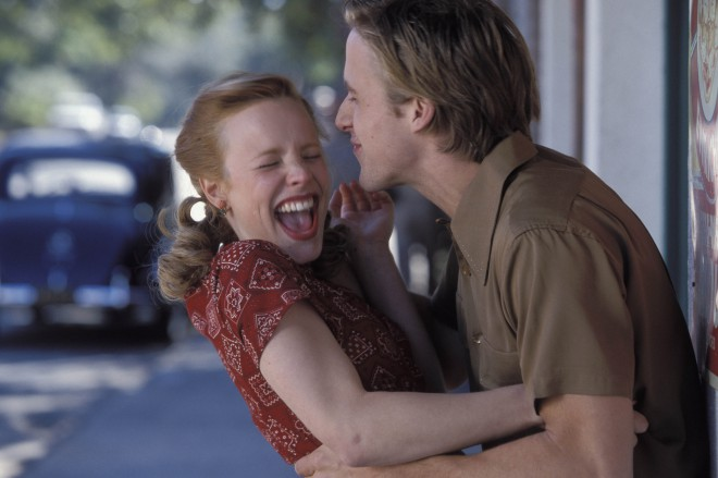 Rachel McAdams in Ryan Gosling
