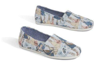 Pravljični čevlji Disney x TOMS.