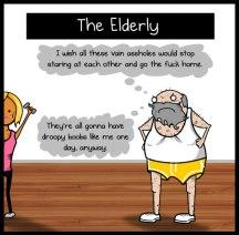 """""""Starejši."""""""