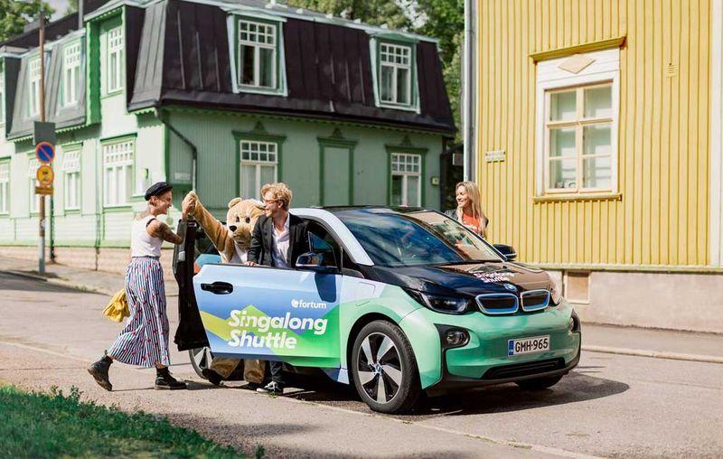 Električni avtomobili so prihodnost.
