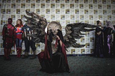 Angel smrti, Hellboy