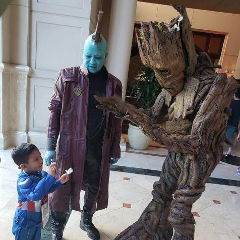 Yondu in Groot, Marvel