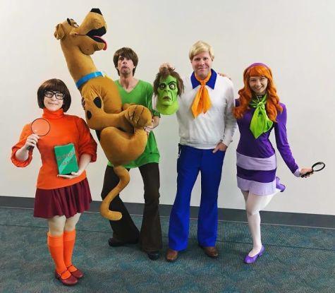 Scooby ekipa, Scooby-Doo