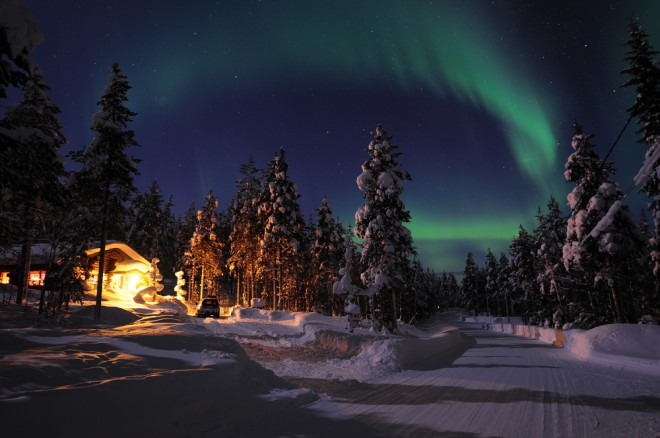 Lapland, Finska