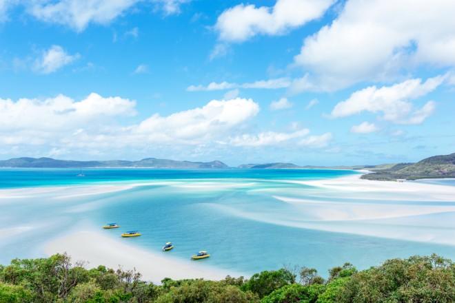 Whitsunday Island, Avstralija