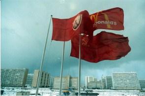 McDonald's v Moskvi.