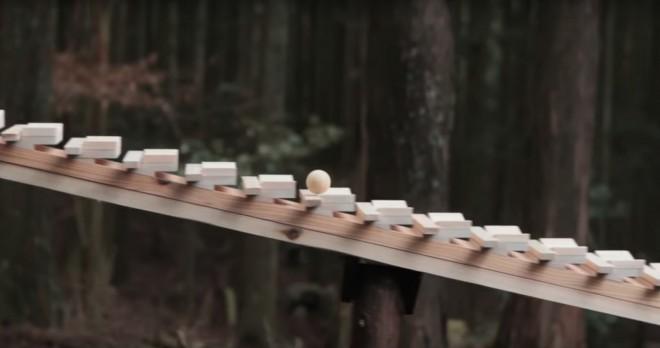 Japonci so zgradili najčudovitejši zvočni vrt na svetu.