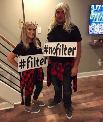 #filter, #nofilter