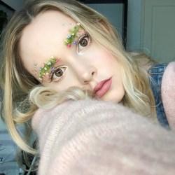 'Garden Eyebrows'