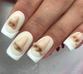 'Nose Nails'