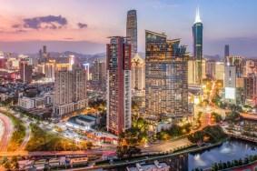 2. Shenzhen, Kitajska