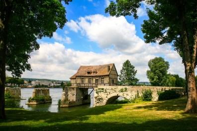 9. Normandija, Francija