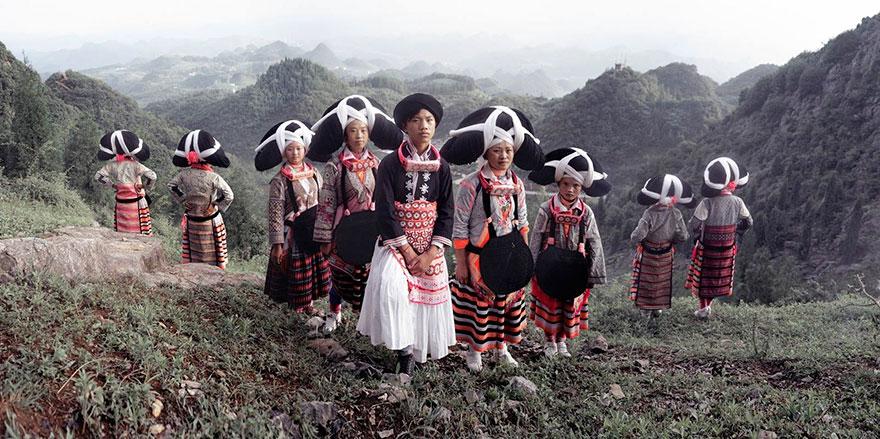 Vs Miao, Kitajska