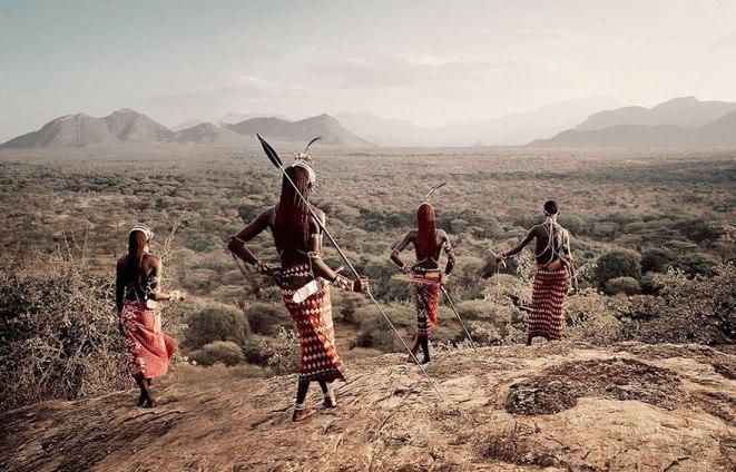 Pleme Samburu, Kenija