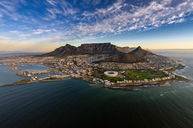 Cape Town, Južnoafriška republika