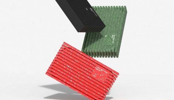 Stripe: moderen zunanji trdi disk, ki je odporen na padce.