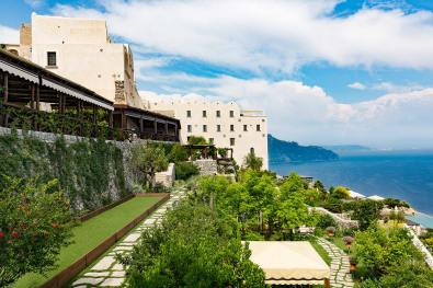 Monastero Santa Rosa, Amalfi, Italija