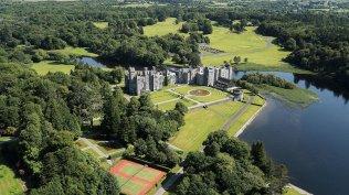 Ashford Castle, Cong, Irska