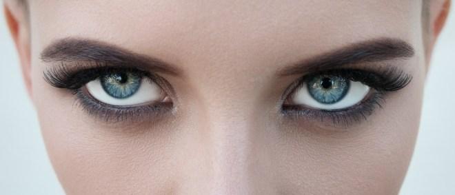 Najprivlačnejši del ženskega telesa so oči.