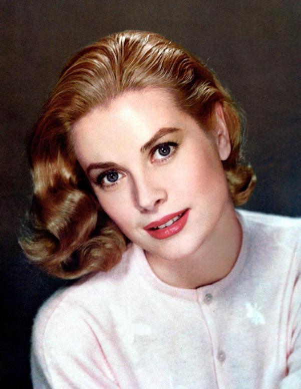 1. Grace Kelly