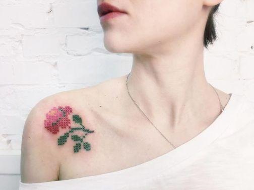 Vezene tetovaže