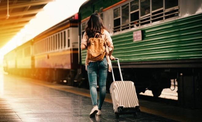 Nujno potrebuješ še eno torbo s stvarmi, ki jih boš uporabljal med potjo do destinacije.