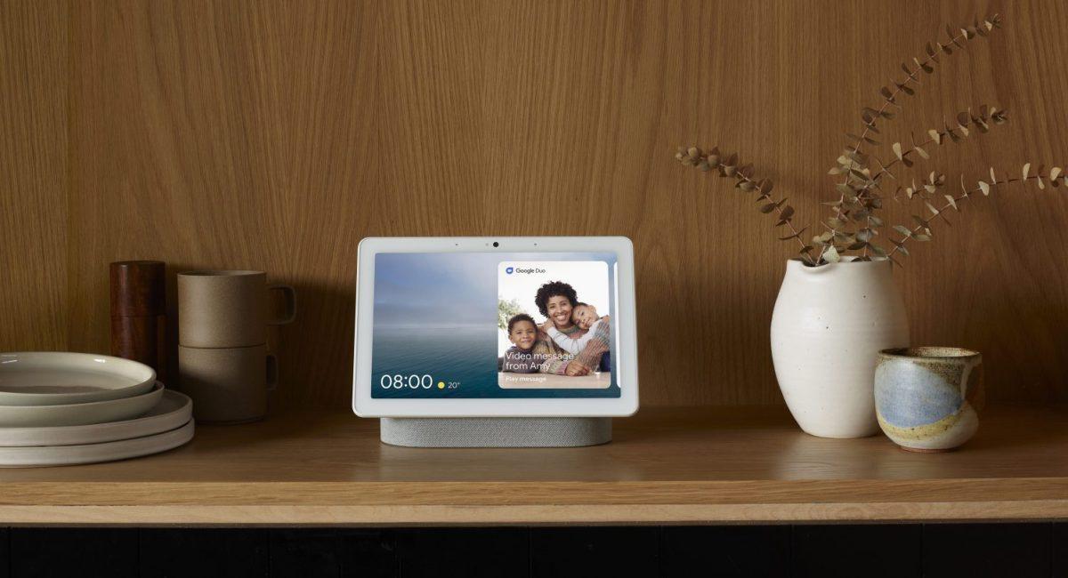 Google Nest Hub Max je namenjen celi vrsti opravil.