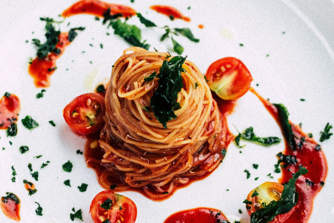 S paradižnikovo omako ne gre pretiravati.