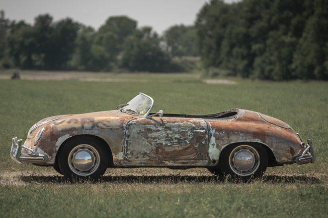 1958 Porsche 356 'Super' Speedster