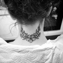 Top 20: Ideje za tetovaže na vratu