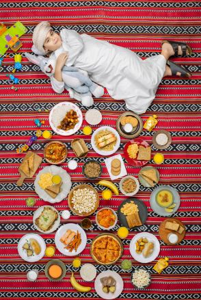 9 letni Yusuf Abdullah Al Muhairi obožuje hrano, ki jo pripravi njegova mama, ki je po poklicu kuharica. V prostem času rad jaha. Sam zna pripraviti umešana jajca na toastu.