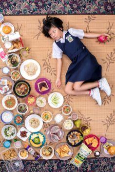8 letna Beryl Oh Jynn iz Malezije. Od vsega najbolj obožuje špagete. Doma ji ne dovolijo piti sladkih pijač. Ko bo velika, bi rada postala navijačica.