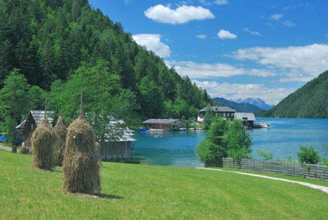Belo jezero (Weissensee)