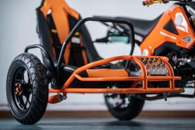 Industrial Moto Project ANGEL