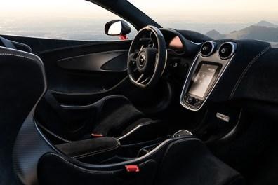 McLaren 600LT Spider MSO Pikes Peak