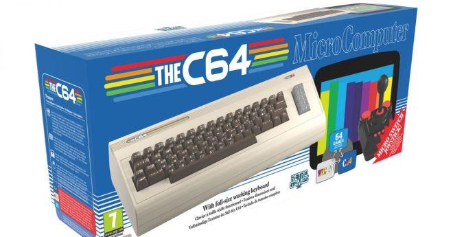 The C64 MicroComputer bo na voljo od decembra naprej.