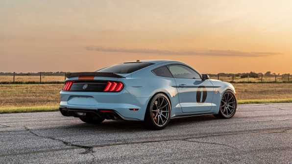 Gulf Heritage Edition Mustang Coupe