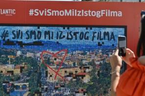 Nesvakidašnji poklon publike Sarajevo Film Festivalu_Najveće Srce u Sarajevu (19)