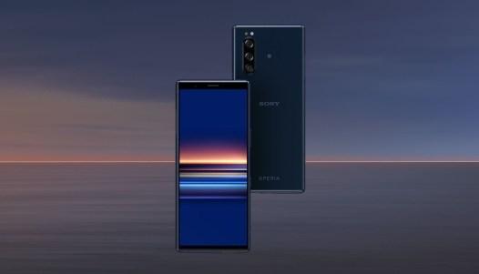 Sony Xperia 5 črna