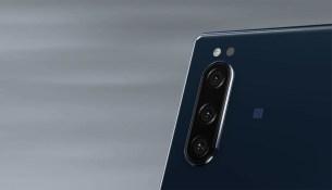 Sony Xperia 5 in zadaj 3 kamere