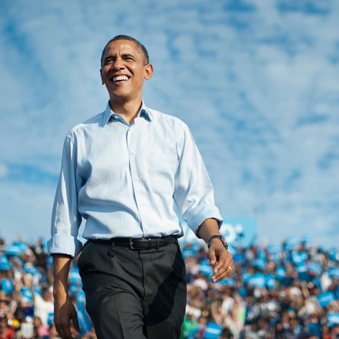 Leo so rojeni voditelji (foto: IG @Barack Obama)