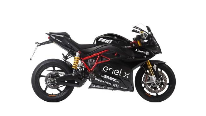 Motocikel Energica EGO