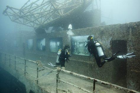 Plastic ocean project