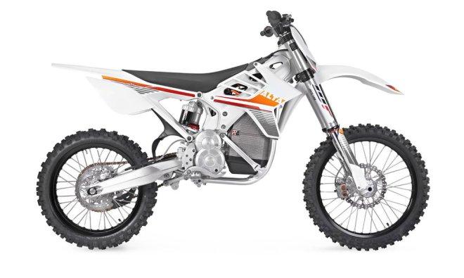 Motocikel Alta Motors Redshift MXR