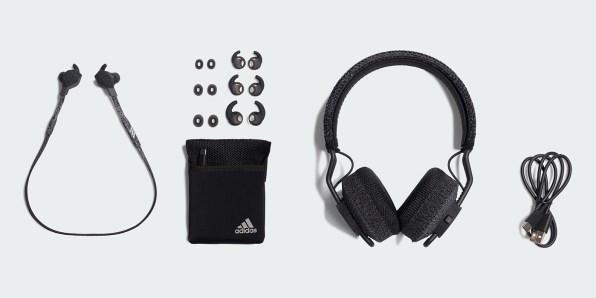 Slušalke Adidas RPT-01 in FWD-01