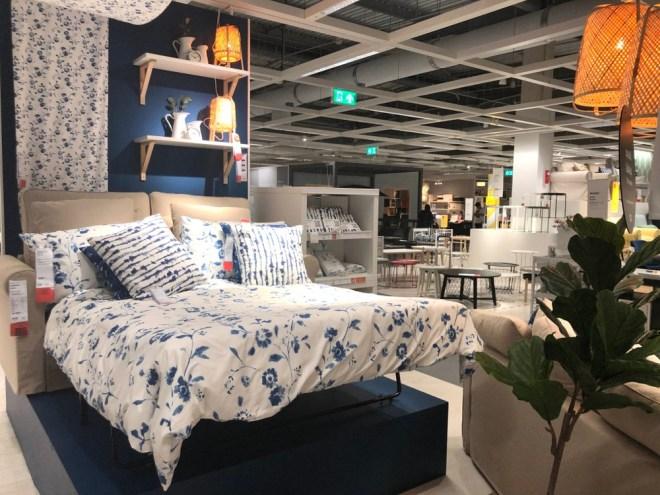 IKEA v Ljubljani bo na 31.000 m2 nudila okoli 9.500 pohištvenih izdelkov.