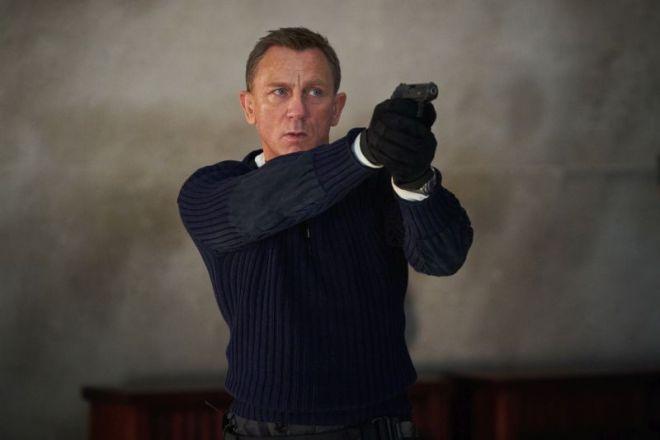 Daniel Craig bo v čevlje Jamesa Bonda stopil že petič.